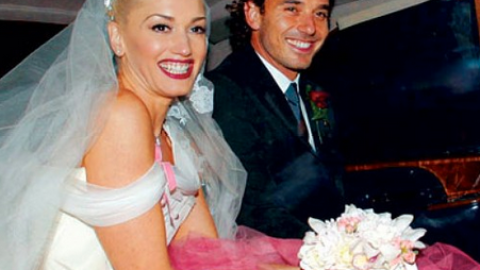 10 Celebrity Brides Who Didn't Wear White | StyleCaster