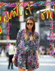 Sidewalk Couture: From Pastel Prep to Safari Chic, See Fall's Best NYC Street...