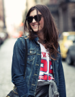 Style Coach: Fashion Blogger Laura Ellner Shows Us Her Local New York Giants...