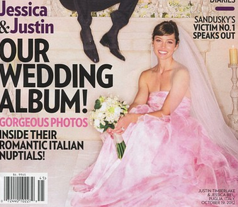All the Details (and Photos!) of Jessica Biel and Justin Timberlake's Fairytale Wedding