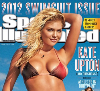 From Sports Illustrated to Vogue Italia: See Kate Upton's Magazine Cover Evolution