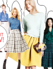 Shop It Right Now: 50 Chic Skirts To Shimmy Into This Fall