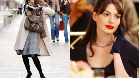 """10 Amazing Movie Makeovers, From """"The Devil Wears Prada"""" to """"Mean Girls"""" 