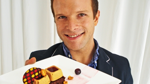 """5 Holiday Party Tips From """"Top Chef"""" Alum and Superstar Pastry Chef Zac Young 