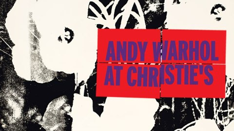 Over 350 Andy Warhol Works To Hit the Auction Block at Christie's | StyleCaster