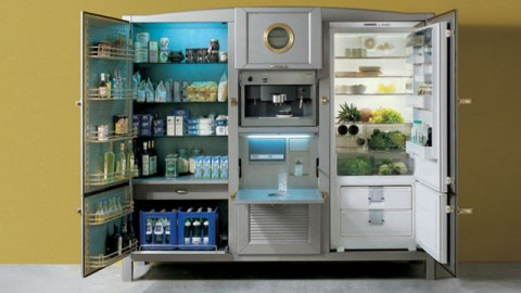 The Holiday A-List: The Fridge of Our Fantasies | StyleCaster