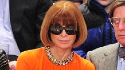 Would You Pay $50K To Hang With Anna Wintour If The Money Went To Charity? Vote Now! | StyleCaster