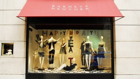 Rejoice! Barneys Warehouse Sale Is Launching Its Own Discount Website | StyleCaster