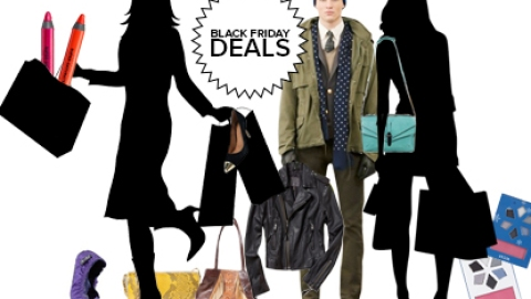 Ready, Set, Shop! Your Ultimate Guide To 50 Major Black Friday Sales   StyleCaster
