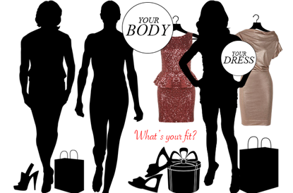 A Complete Guide To Choosing The Right Party Dress For Your Body Type