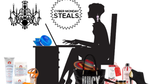 Ready, Set, Click! Your Guide To 40 Major Cyber Monday Deals   StyleCaster
