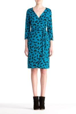 What Inspired Diane von Furstenbergs Iconic Wrap Dress