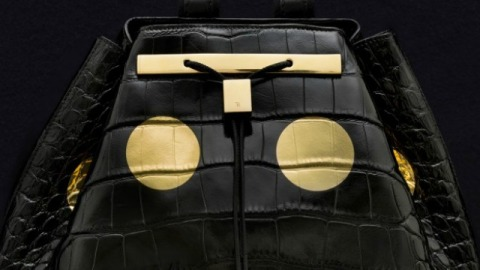 The Holiday A-List: Damien Hirst's Handbag Debut | StyleCaster