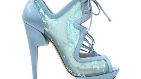 Shoe Porn: Nicholas Kirkwood's Drool-Worthy Heels for The Victoria's Secret Fashion Show | StyleCaster