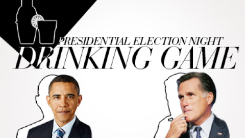 The Vivant's Presidential Election Night Drinking Game | StyleCaster