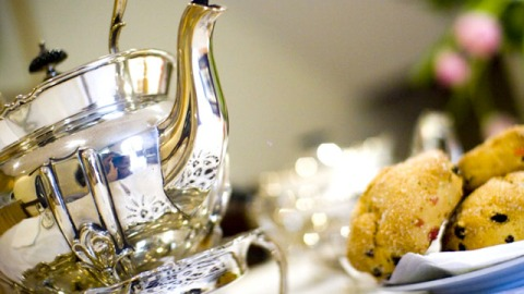 How To Throw a Proper English Tea | StyleCaster