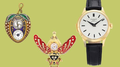The Vivant's Top 10: Rare Watches Up For Sale and Shop to Benefit Hurricane Relief Efforts | StyleCaster