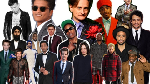 Your Ultimate Guide to 30 Insanely Stylish Men: Celebs, Editors, Athletes, And More   StyleCaster