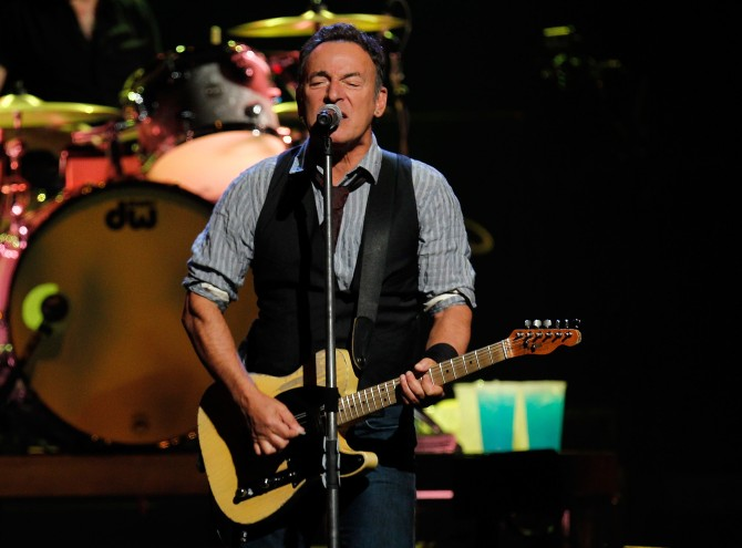 Bruce Springsteen, Christina Aguilera, More to Perform at Hurricane Sandy Benefit Concert