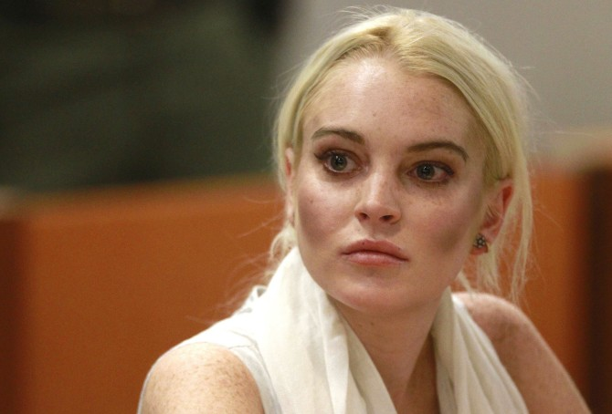 In The Least Surprising News Ever, Lindsay Lohan Arrested For NYC Club Brawl