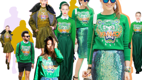 Anatomy of a Fad: How Kenzo's Tiger Sweater Sold Out in Two Days | StyleCaster