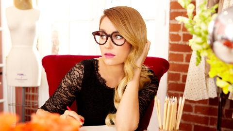 Mogul in the Making: Lauren Conrad Takes Us Inside Her LA Office | StyleCaster