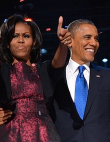 Twitter Round-Up: Celebrities React to Barack Obama's Victory
