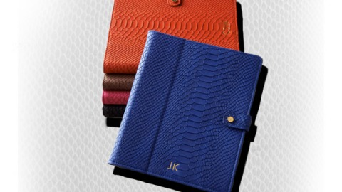 """The One Thing You Need: Graphic Image's """"Python"""" iPad Case 