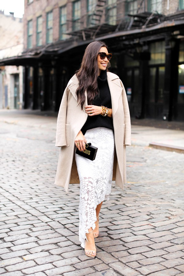 Photo: With Love From Kat https://withlovefromkat.com/tibi-lace-skirt/#title