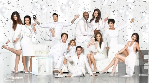 An In-Depth Look at All the Past Kardashian Holiday Cards | StyleCaster