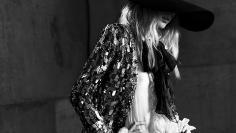 First Look: Saint Laurent's Spring 2013 Campaign Photos Released | StyleCaster