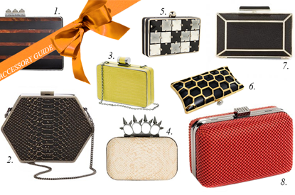 Chic Up Any Party Look With An Essential Minaudiére