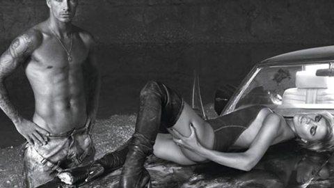 David Beckham Buys Wife Victoria $1,000 Worth of Silk Pajamas for Christmas | StyleCaster