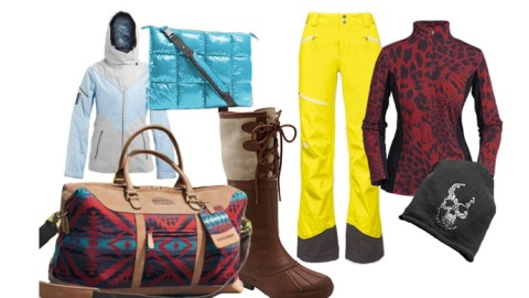 High-Fashion Hits The Slopes: 10 Perfect Items For Your Winter Getaways   StyleCaster