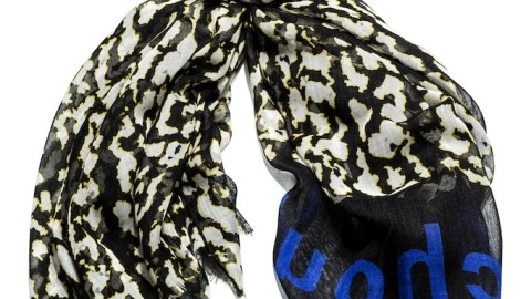 Want: A Printed Proenza Schouler Scarf To Carry Us Through The Seasons   StyleCaster