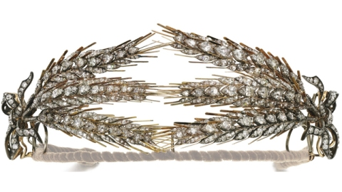 On the Auction Block: Audobon, a Diamond Tiara, and the Declaration of Independence | StyleCaster