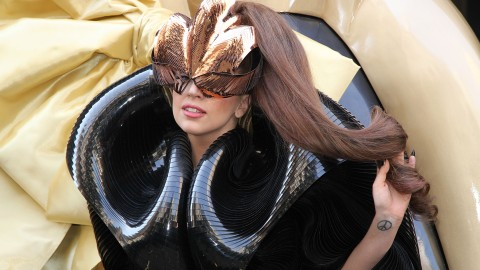 Lady Gaga Drops Over $1 Million On 55 Pieces From Michael Jackson's Wardrobe | StyleCaster