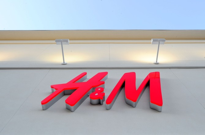 H&M Harlem Store Grand Re-opening