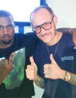 Celebrity Instagram Snaps Straight From Art Basel: Kanye West, Karlie Kloss...