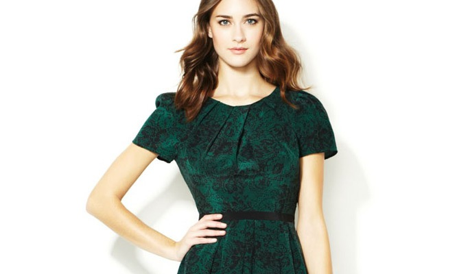 Gilt Editor's Perfect 24-Hour Holiday Outfit