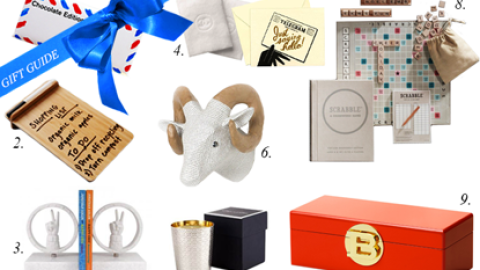 Holiday Gifting 2012: Think Outside The Wine Bottle With 20 Not-Boring Hostess Presents | StyleCaster