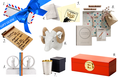 Holiday Gifting 2012: Think Outside The Wine Bottle With 20 Not-Boring Hostess Presents