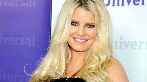 Jessica Simpson Confirms Second Pregnancy via Twitter, Will Not Be Following Weight Watchers | StyleCaster