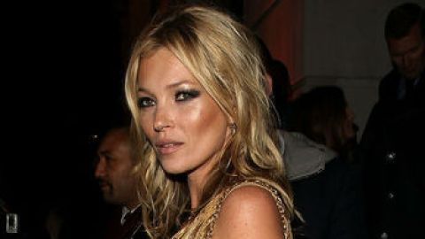 """Report: Simon Cowell Wants Kate Moss To Become Fashion Consultant on Floundering """"X Factor"""" 