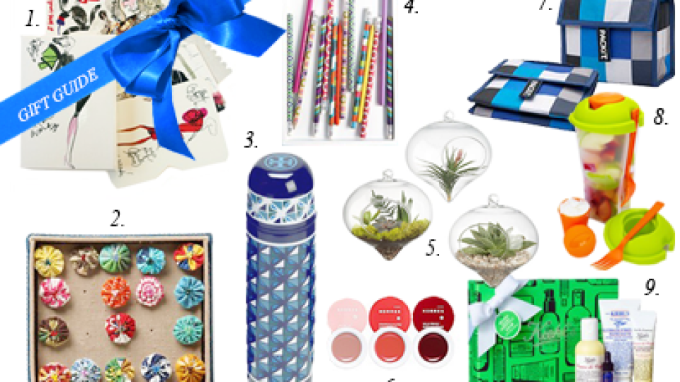 Holiday Gifting 2012: 10 Cool, Useful Things To Give A Colleague This Season | StyleCaster