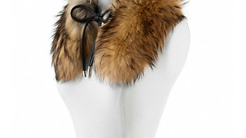 Want: A Glamorous Fur Tie Scarf To Elevate Any Winter Look   StyleCaster