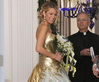 The 14 Best TV Wedding Dresses: From 'Gossip Girl' to 'Friends'