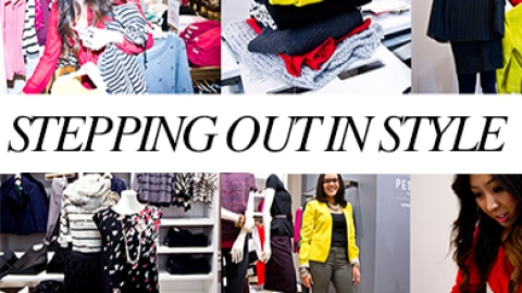 Behind the Scenes With Our 'Stepping Out In Style' Contest Winner and Featured Blogger Donna Kim | StyleCaster