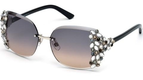 The Holiday A-List: Swarovski Debuts Sunglasses   StyleCaster