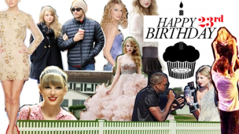 Celebrate Taylor Swift's Birthday With Her 23 Best Moments: Bad Boys, Maple Lattes, More   StyleCaster